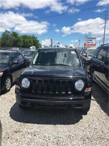 2014 Jeep Patriot Sport|LEATHER|MANUAL|51K|