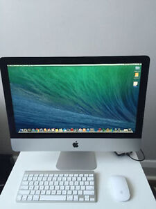 21.5-inch iMac - Reduced price - $850 Firm