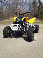 ** 2011 Can-Am DS 450 **