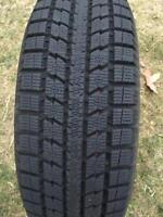 185/65R15 - 4 WINTER TIRES in excellent condition