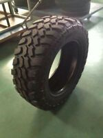 GO PLAY IN MUD!! New AGGRESSIVE MUD TIRES 35X12.50R20