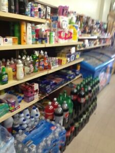 Busy Convenience Store, Monthly Sales 60k