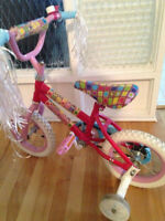 Bycicle for girl