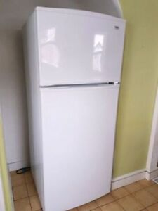 Great Condition White Refrigerator