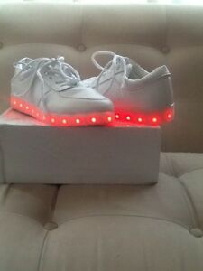 LED shoes sneakers light up