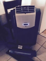 air Conditioner portable 14,000 BTU 4 en 1
