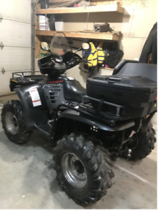 2002 Polaris Sportsman 700 For Sale