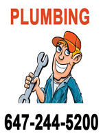 ★AFFORDABLE FAST PLUMBING WITH QUALITY☎☎
