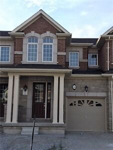 Gorgeous Brand New Never Been Lived In Open Concept Townhouse