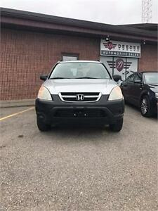 2004 Honda CR-V LX!! ON SALE!! AUTO!! CERTIFIED!!!