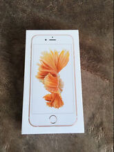 iPhone 6s 128 gb rose gold brand new Guildford Parramatta Area Preview
