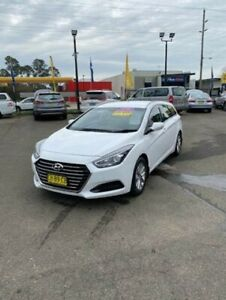 2016 Hyundai i40 VF4 Series II Active Tourer White 6 Speed Automatic Wagon North Richmond Hawkesbury Area Preview