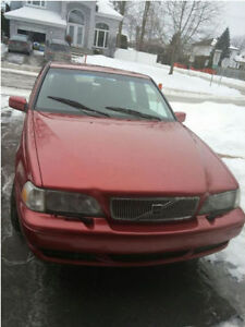 1998 Volvo S70 Sedan Automatic READY TO DRIVE! No Rust