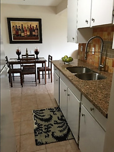 RENOVATED 3-Bdrm Condo Mill Woods-Fenced Yard-UTILITIES INCLUDE