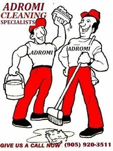 ADROMI CLEANING ARE MOVE IN + MOVE OUTS FRIENDLY CALL US TODAY