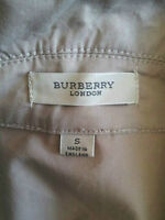 """In the trench coat dress"" by Burberry SIZE: SMALL"