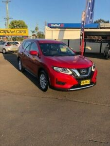 2017 Nissan X-Trail T32 Series 2 ST 7 Seat (2WD) Continuous Variable Wagon North Richmond Hawkesbury Area Preview