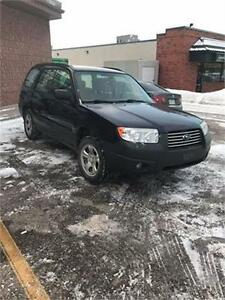 2006 Subaru Forester 2.5X Kitchener / Waterloo Kitchener Area image 1