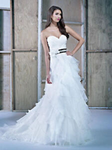Ella Rosa BE175 Size 24 Wedding Dress