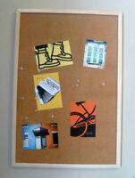 Tableau d'affichage en liège Ikea