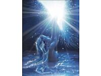 Mediumship reading or 6 month psychic guidance via email