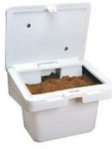 Storage Container for salt or sand