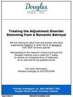 PARTICIPANTS WANTED: Have you been betrayed by a loved one?