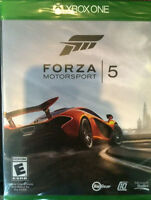 Forza 5 - Xbox One - Brand New, Factory Sealed - $35 OBO