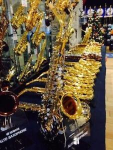 Saxophone grande vente d'inventaire