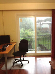 Finch sunny room with separate entry for rent