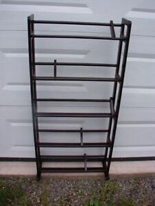 5 Shelf CD rack - bookcase
