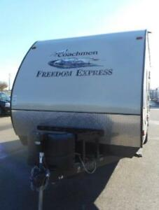 FREEDOM EXPRESS 271 BL TOY HAULER