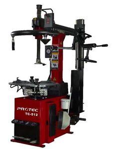 TIRE CHANGER / TIRE MACHINE - PROTEC TC512A - CLENTEC
