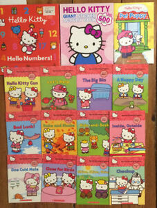 HELLO KITTY Phonics Books 15 for $15