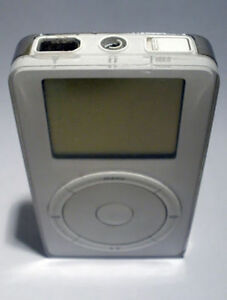 The ORIGINAL iPod 1st Gen 2001