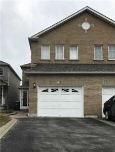 Superbly Maintained 3 Bedrooms Semi-Detached Home in Mississauga