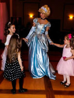 PRINCESS Fairytale BIRTHDAY PARTIES 204 962 2222 Scheme A Dream