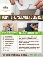 PROFESSIONAL FURNITURE ASSEMBLY - QUICK, FAST, RELIABLE