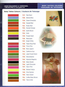 Professional Tattoo Supplies 4 Sale!