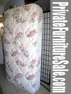 Quality Single Firm Spring Mattress in excellent clean condition
