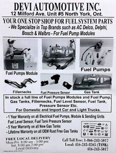 NEW & USED GAS TANKS & FUEL PUMPS FOR SALE