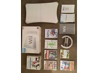 White Wii bundle for sale