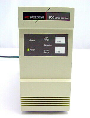 Perkin Elmer Pe Nelson 900 Series 950a Chromatography Interface Controller Hplc