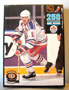 NHL - MARK MESSIER - CASSE-TÊTE/ PUZZLE- SEALED