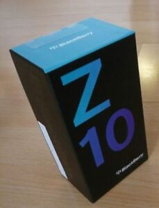 Blackberry Q10 / Z10 Empty Box (DEVICE NOT INCLUDED)