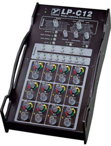 Stage lighting controller* Yorkville LP-C12* BEST PRICE IN TOWN*