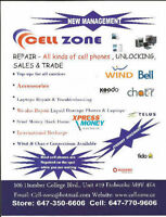 CELLPHONES, COMPUTERS SALES AND REPAIR **** CALL 647-350-6606