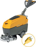 """AUTOSCRUBBER GHIBLI RAPID 15"""" ELECTRICAL+ FREE PADS!"""
