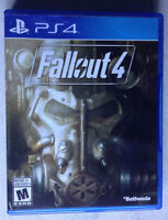 Will trade PS4 Fallout 4 for Witcher 3