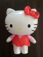 Hello Kitty gonflable,hauteur:50cm